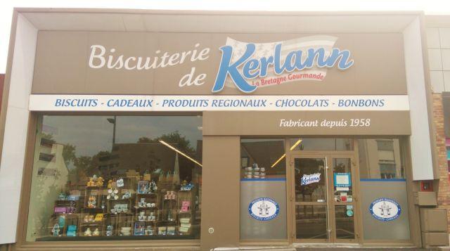 Biscuiterie de Kerlann Lorient