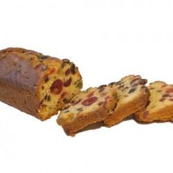 Cake beurre aux bigarreaux   390g