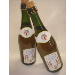 Cidre breton doux bouché ** 75 cl