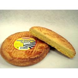 Gâteau breton beurre aux jaunes d'oeufs
