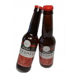 Bière ambrée Triple Térénez  33cl