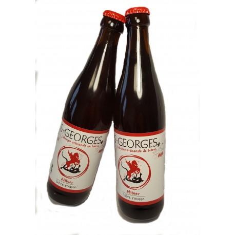 Bière ambrée 50CL