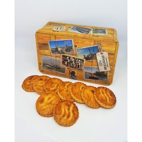 Coffret sucre BISTRO DU PORT- Galettes beurre 300g