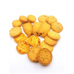 Assortiments de biscuits 600g