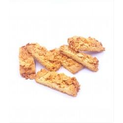 Croûtes aux amandes grillées 500g
